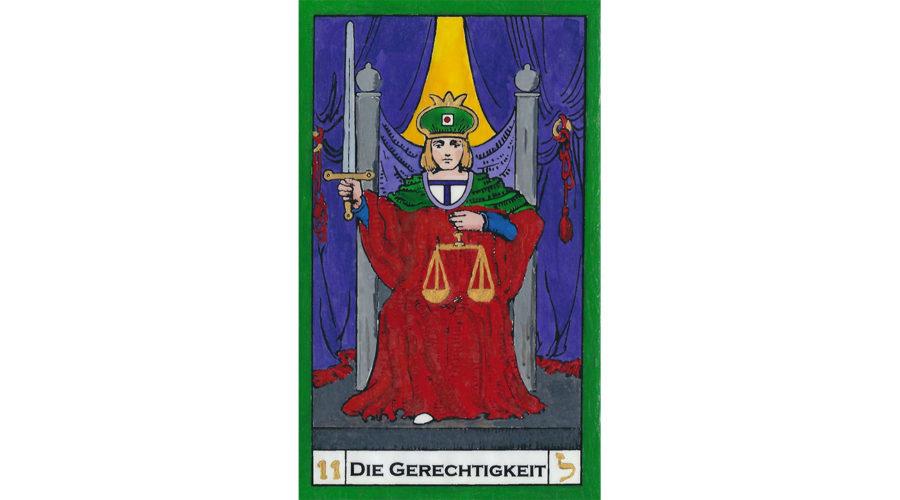 GERECHTIGKEIT (XI)