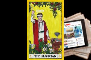 Merkur: Magier, Gott der Weisheit, aber auch der Gaukler und der Diebe